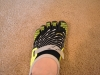 Vibram FFS Seeya Foot On