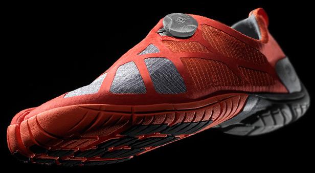 Orange Topo Shoe
